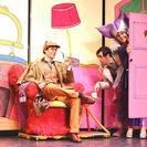 """Teatro para niños """"Sherlock Holmes y el caso de la risa secuestrada"""" Madrid"""