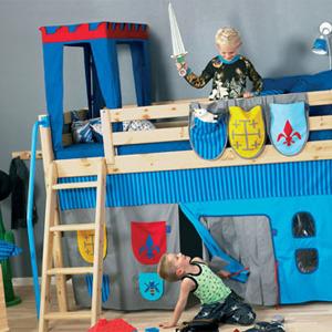 Flexa la habitacion perfecta para mis enanos y a un for Cuartos de nina de 6 anos