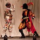 Lío Arlequino: teatro para niños en Málaga
