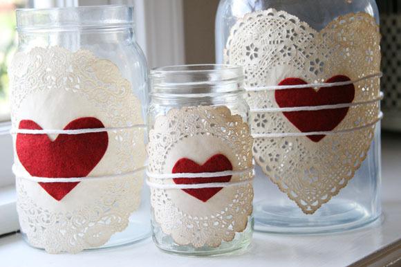Mil artes mujer decora los frascos de la cocina para san for Como decorar una cocina chica