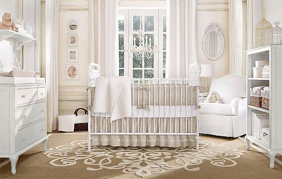 Inspiración para dormitorios de bebés