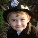 Disfraces de bombero para niños