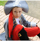 Los mejores disfraces de piratas para niños