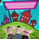 """""""Els Tres Porquets"""", teatro infantil en Barcelona"""