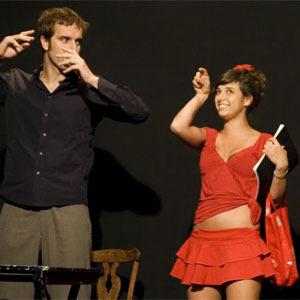Clases Particulares y Academias para niños. Talleres y actividades de Teatro en Madrid.Gina Piccirilli