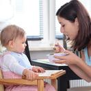 Ayudar al lenguaje con la alimentación
