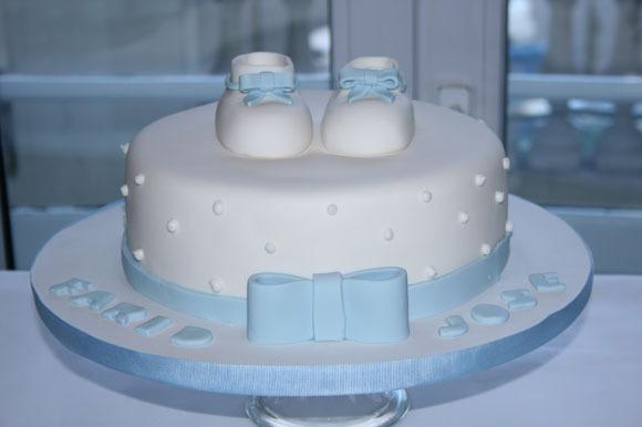 Mesas de dulces para bautizos y baby shower
