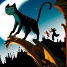Un gato en París, cine de animación infantil en Madrid