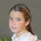 Peinados con trencitas para niñas de Primera Comunión