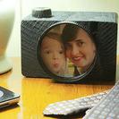 Original cámara de fotos ¡el marco perfecto!
