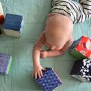 Bloques de foam para que jueguen los bebés