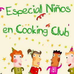 Cooking club cursos de cocina para ni os talleres y - Cursos de cocina para ninos en madrid ...