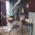 Atelier Charivari. Muebles vintage de los años 50 a 70 para niños