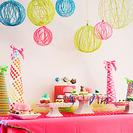 Adornos caseros para decorar cumpleaños para niños