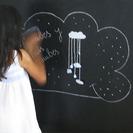 Ideas para decorar una pizarra de niños