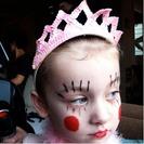 Maquillaje de muñeca para niñas