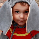 Disfraz de Dumbo para niños