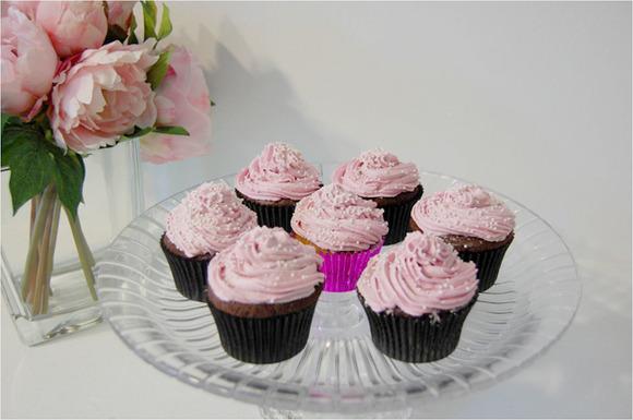 Cupcakes para cumpleaños y celebraciones