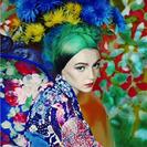 MARY KATRANTZOU … y el Arte se hizo Vestido