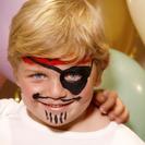 Vídeo paso a paso: Pintacaras de Pirata para niños