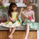 Nueva colección de moda infantil y pijamas de Room Seven