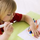 ¿Y cómo comienza a dibujar?