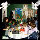 """""""Bailar en las nubes"""" taller de arquitectura para niños en Madrid"""