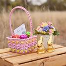 Fiesta infantil inspirada en la Pascua