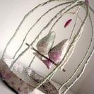 Decorar con jaulas de pájaro