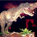 Exposición de dinosaurios, mamuts y Neandertales para niños