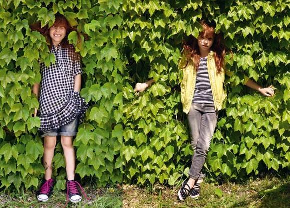 Moda Primaver Verano Benetton Kids