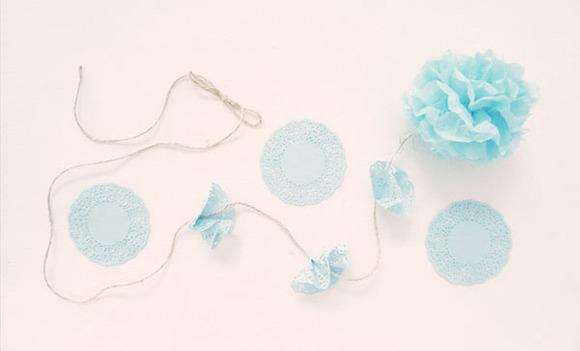 Tutorial : Cómo hacer pompones de seda paso a paso