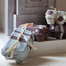 Cajas-regalo con hueveras de cartón para el Día de la Madre