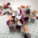 Guirnaldas de Papel Miavril para decorar habitaciones de niños