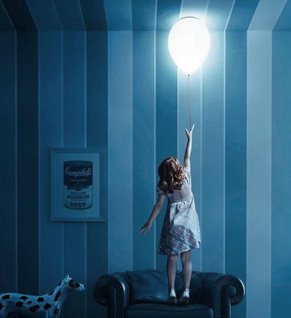 Lamparas para dormitorios de niños