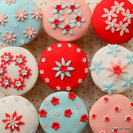 Taller de cupcakes de primavera en Jugalia