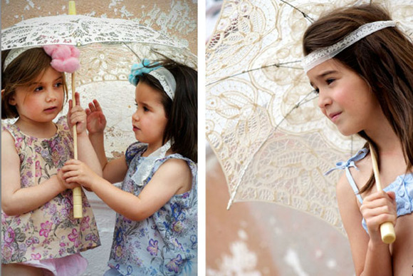 Mar de Cleo, trajes de baño para niños inspirados en el Mediterráneo