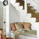 Consejos para aprovechar el espacio bajo una escalera