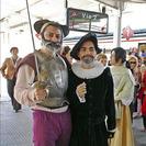 Tren de Cervantes, excursión con niños al siglo de Oro