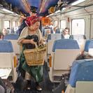 Tren Campos de Castilla, viaje en familia