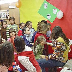 Feria infantil de Navidad. Cornellá de Llobregat