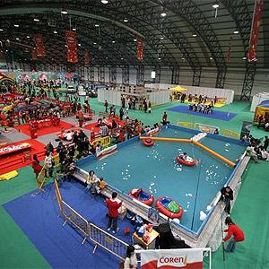 Vigolandia. Feria de ocio para niños en Vigo