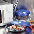 Ganar Tiempo y Comer Sano Cocinando Con Micro-ondas