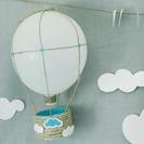Globos voladores. Manualidades fáciles para niños