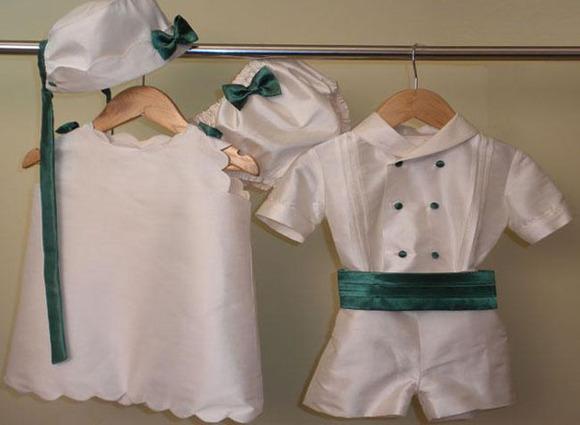 Celia Castro, trajes de arras y bautizo para niños.