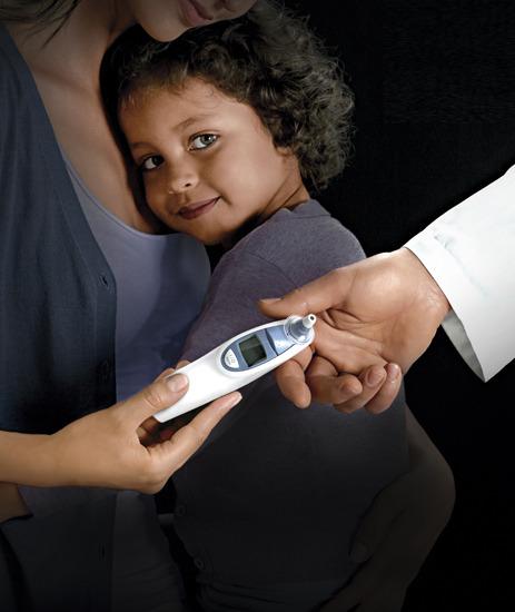 El Termómetro Braun ThermoScan es el preferido por los médicos