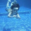 La búsqueda del tesoro, juegos de piscina para niños