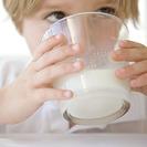 Beneficios de la leche para los niños