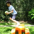 Juegos de Gymkhanas para niños al aire libre