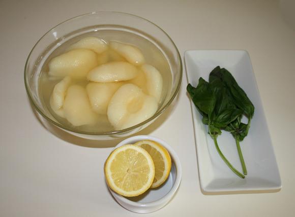 Ingredientes sencillos para una receta fácil